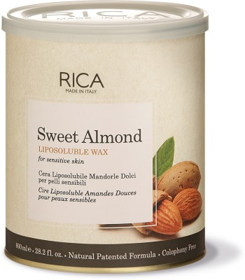 Rica Almond Wax(800 ml)