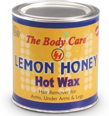 the body care lemon honey hot wax