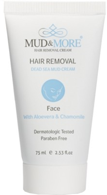 Premier Dead Sea Mud & More Facial Hair Removal Cream