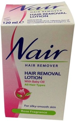 Nair Hair Removal Lotion