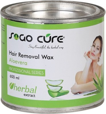 Sogo Cure Aleovera Hair Removal Wax