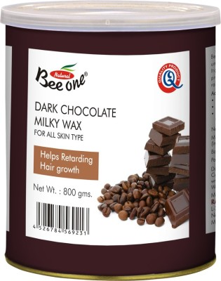 Beeone Dark Chocolate Milky Wax