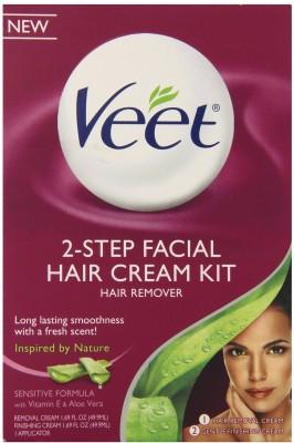 Veet Facial Hair Remover Cream