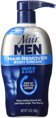 Nair Men Hair Removal Cream