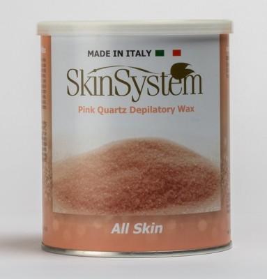 Skin System Pink Quartz Depilatory Wax
