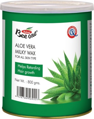Beeone Aloevera Milky Wax(800 g)