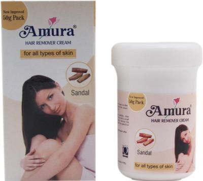 Amura Colour Cosmetics Hair Removing Cream Sandal