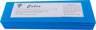 V-Color Waxing Strips - Blue-70 Pcs