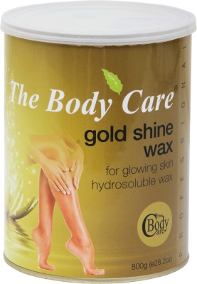 The Body Care Gold Shine Wax
