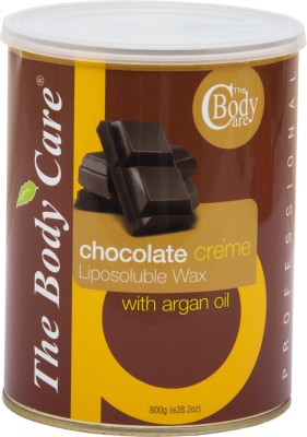 The Body Care Chocolate Cream Liposoluble Wax