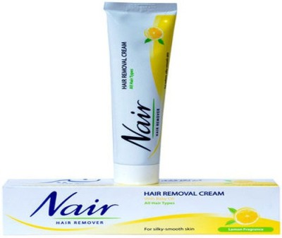 Nair Lemon Hair Removal Cream Cream(110 ml)
