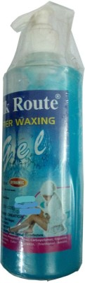 Silk Route After Waxing Gel-Blue-500 gm