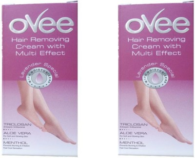 Ovee Hair Removing Cream With Multi - Effect
