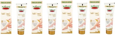 Natures Essence Soft Touch Gold Hair Removal Cream 50 Gram 4Pcs(200 g)