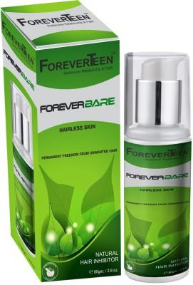 Foreverteen Foreverbare Natural Hair Inhibtor Serum(80 g)