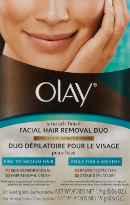 Olay Facial Hair Removal