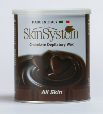 Skin System Chocolate Depilatory Wax