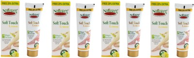 Nature's Essence Soft Touch Lemon Hair Removal Cream 50 Gram 4Pcs