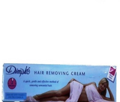 Dimples Hair Removal Cream