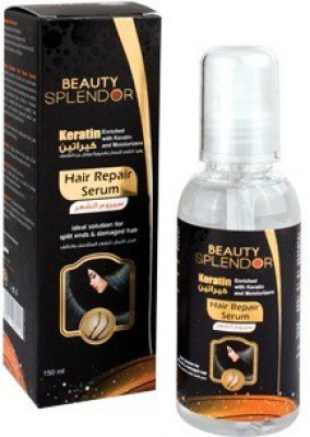 Beauty Splendor Keratin Hair Repair Serum