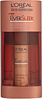 L,Oreal Paris Ever Sleek Smoothing Anti-Frizz Serum(50 ml)