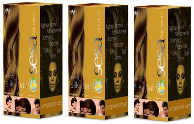 Sesa Hair Serum Silky Potion Combo Set of 3