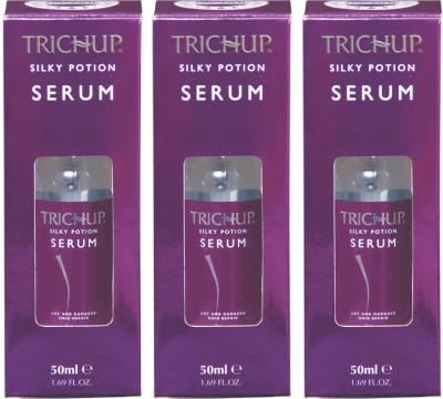 Trichup Silky Potion Herbal Hair Serum (Pack of 3)