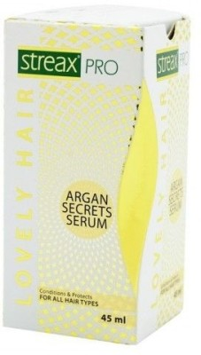 Streax Pro Lovely Hair Argan Secrets Serum