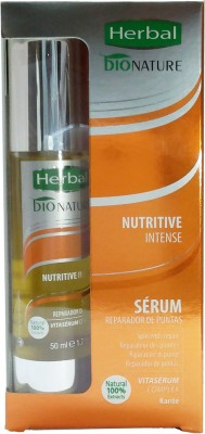 Herbal Bionature Improved Nutritive Instense Serum Reparador De Puntas