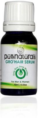 Purenaturals Gro, Hair Re Growth Serum - 10ml