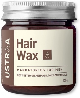 USTRAA BY HAPPILY UNMARRIED Hair Wax -Hair & Scalp Serum (100 g)