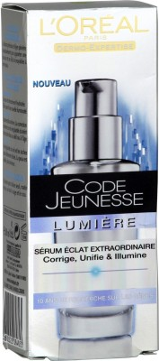 L,Oreal Paris Code Jeunessr Lumiere Serum