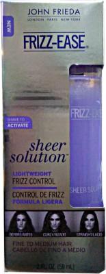 John Frieda Frizz-Ease Sheer Solution