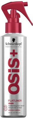 Schwarzkopf Professional Osis Plus Flatliner Flat Iron Hair Serum