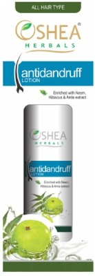 Oshea Herbals Anti Dandruff Lotion 50ml (All hair types)