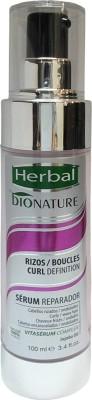 Herbal Bionature Improved Rizos/Boucles High Definition Serum Reparador