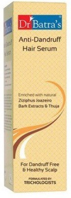 Dr Batra Anti Dandruff With Ziziphus Joazeiroband Thuja