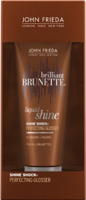 John Frieda Brilliant Brunette Liquid Shine Shock Perfecting Glosser