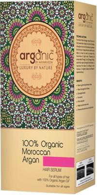Aryanveda Organic Moroccan Argan Hair Serum