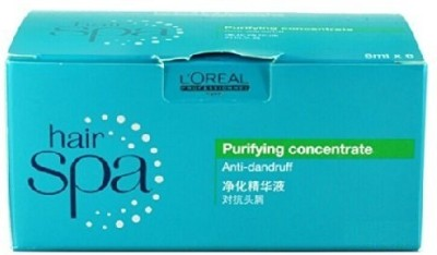 L,Oreal Paris Concentrate Anti dandruff Hair Spa