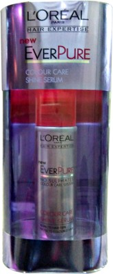 L,Oreal Paris Everpure Colour Care Shine Serum(50 ml)