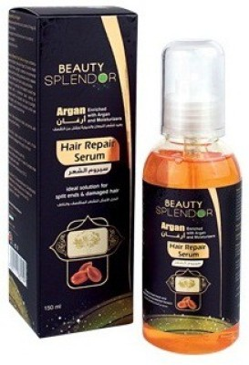 Beauty Splendor Argan Hair Repair Serum