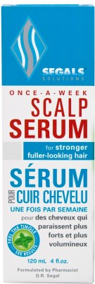 Segals Solutions Once-A-Week Scalp Serum