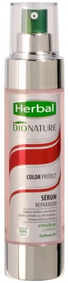 Herbal Bionature Serum Reparador Color Protect For Highlighted Hair