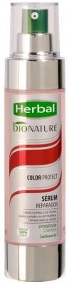 Herbal Bionature New Improved Color Protect Serum Reparador