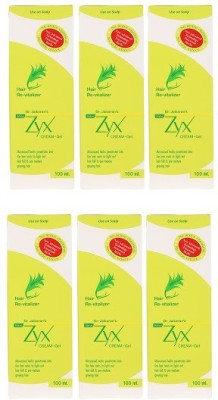 Zyx Hair Cream Gel Pack of 6 Pcs