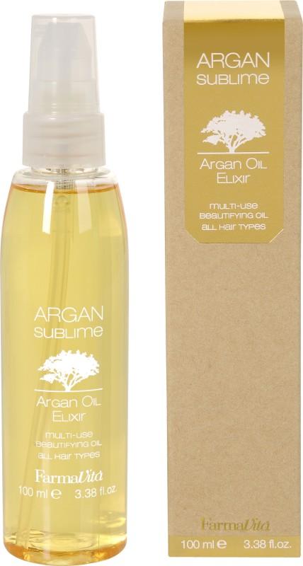 Farmavita Italy Argan sublime Elixir(100 ml)
