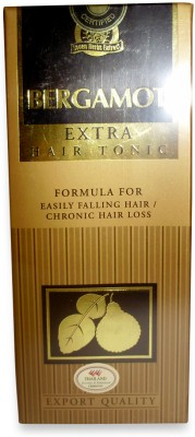 Bergamot Extra Hair Tonic Gold