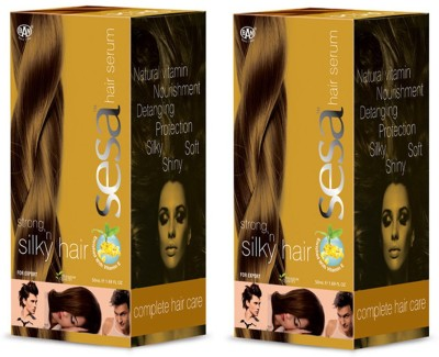 Sesa Hair Serum Silky Potion Combo Set of 2