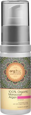 Aryanveda 100% Organic Moroccan Argan Hair Serum